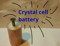 crystal battery