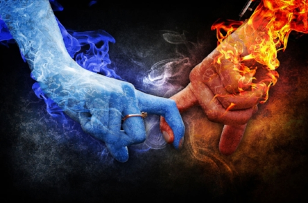 FUERON TANTOS AZULES... Twin-flame-signs-1
