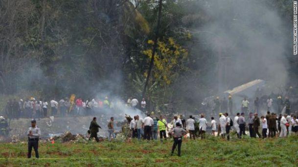 UPDATES - Cuba Plane Crash 7e20d8fb-7afa-4a3e-97cf-2c3af13e5a9b