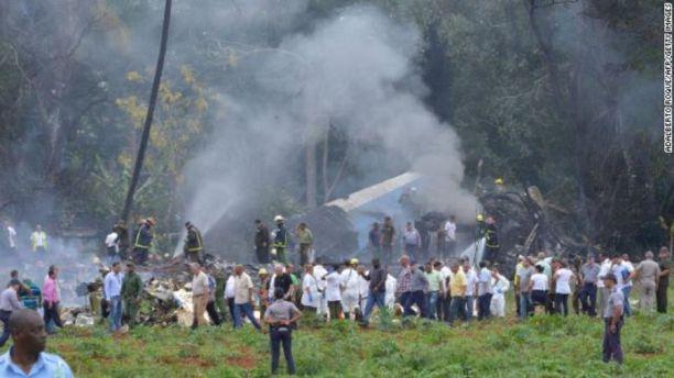 UPDATES - Cuba Plane Crash Ca6245a7-52e8-42ba-846d-b20f983d5b41