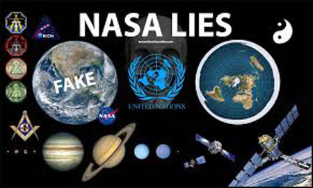 NASA Caught Tracking UFO's In Space During The STS Missions? Nasa-lies