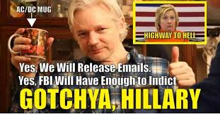 Is there movement on Hillary Clinton and the Clinton Foundation? You decide! End