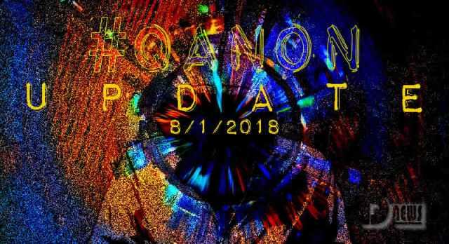 #Qanon News - 8/01/18 Qanon-update-august-1-cover