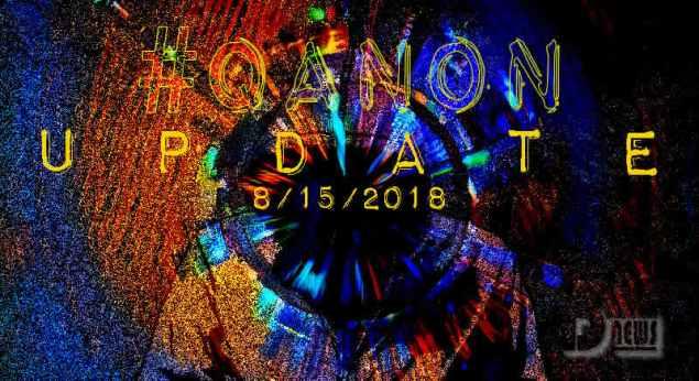 "#Qanon News - NEW Q! ""Communication Breakdown"" plus more Qanon-update-august-15-cover"