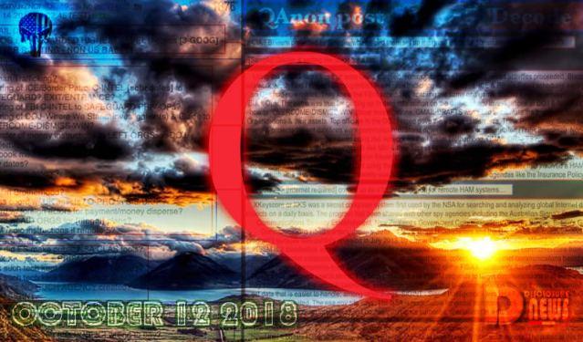 #Q ANON: Logic and Critical Thinking plus MORE Qanon-graphic-decode-10-12-update