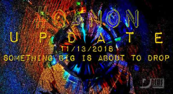 #Q ANON DRAMA: NEW Q POSTS! STOLEN VOTES!! BLITZ ATTACK!!! plus more Qanon-update-november-13-something-big-is-about-to-drop-cover