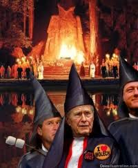 George H. W. Bush – 1924 to 2018 Bush-satanist