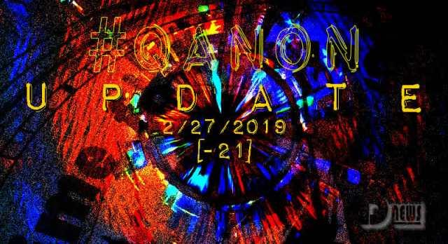 #QTard Drama Theater -WATERGATE WAS PEDOGATE!!! MOCKINGBIRD, FAKE, LAMESTREAM MEDIA IN ON IT! plus more Qanon-february-27-2019-minus-21-cover