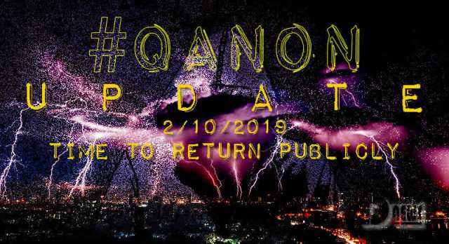 #QTardigans Drama Theater: Narrative Fight plus more Qanon-update-february-9-time-to-return-publicly-cover