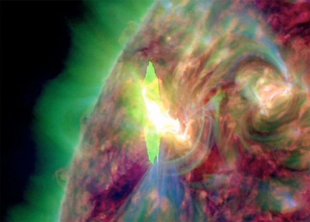 Хизер Карлини -  Отправляясь в неизвестность. Что такое солнечная вспышка и как она влияет на нас?  Solarenergy