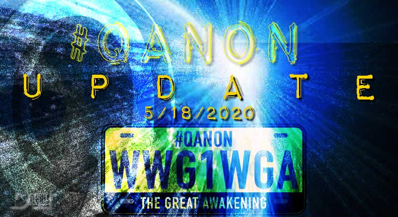 #QTard Drama Theater - DEEPer plus MORE Qanon-wwg1wga-may-18-2020-cover